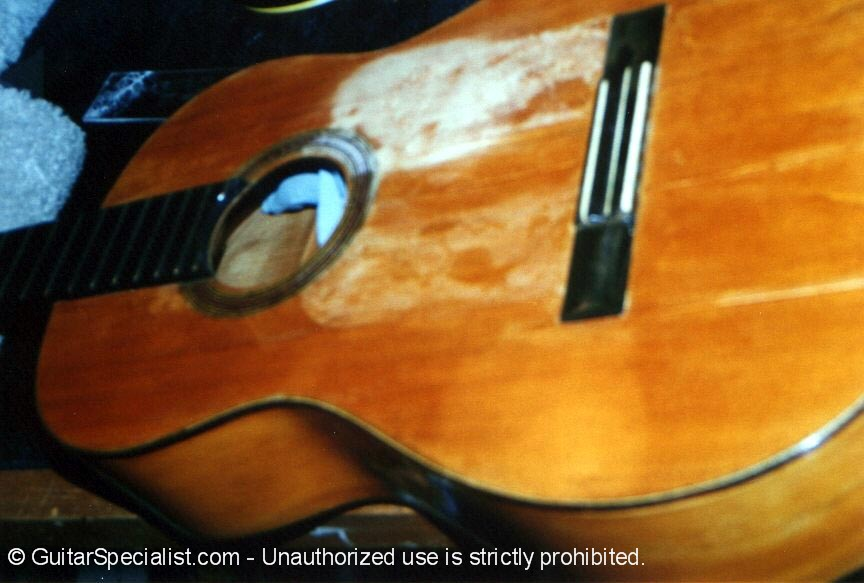 Guitar Specialist - Guitar repair and restoration services
